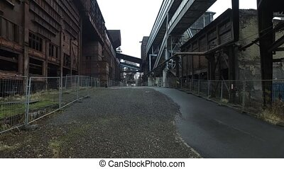 Abandoned Steel Factory - The Lower Vitkovice Area This is...