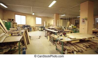 workshop wood nobody tools table