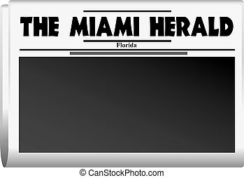 The Miami Herald - newspaper is published in Florida - The...