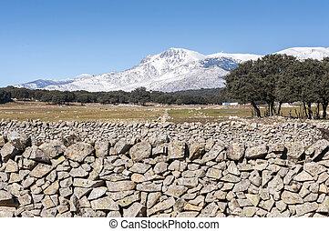 Guadarrama, góry,