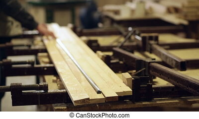 wood roulette hand work industry