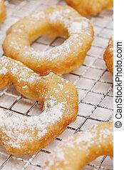 Doughnut - Classic doughnut on the table