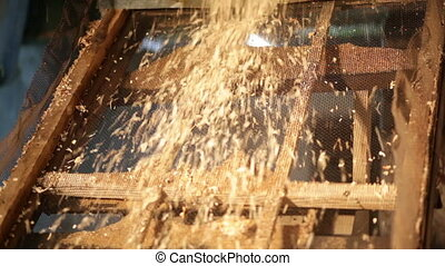 wood shredder machine industrial compost