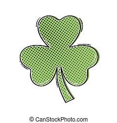 green clover shamrock