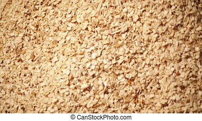 production of wood chips video
