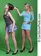 conflict between women
