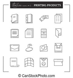 Printing Objects, Catalog, Business Card, Calendar, Flayer,...