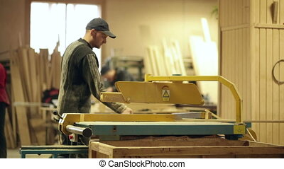 joinery wood production video workshop