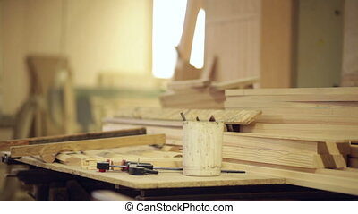 carpenter at work video wood