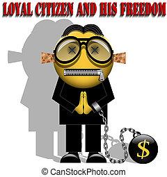 civil, Libertades