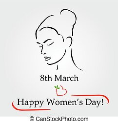 8th March womens day greetings