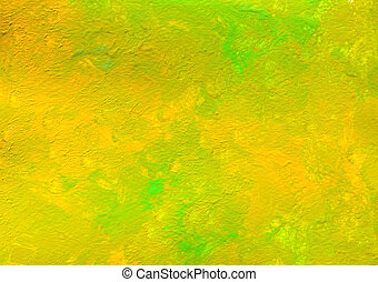 Abstract hand painted background - Abstract hand painted art...