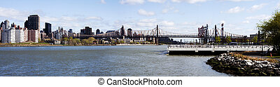 Queensboro Bridge - New York City - The Queensboro Bridge...