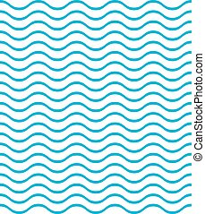 texture of sea waves