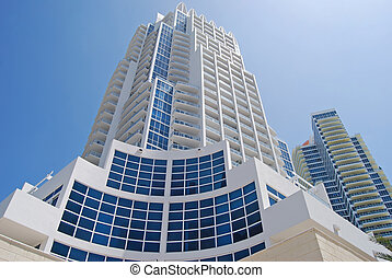 SoBe Condominiums - Luxury condominium towers in the SoBe...