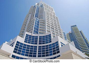 SoBe Condominiums - Luxury condominium towers in the SoBe...