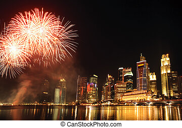 Singapore celebrations - Party time in the Southeast Asian...