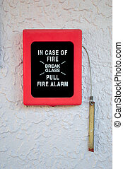 Fire Alarm Switch - Fire Alarm Emergency Warning Switch