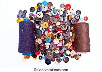 Bottoni, colorato