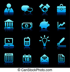New Age Technology Icons Collection