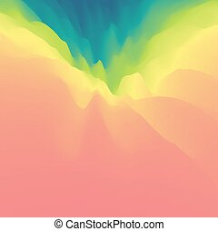 Colorful Abstract Background. Multicolor Design Template.