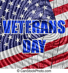 veterans day background with some soft smooth lines