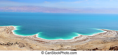 landscape of the Dead Sea, Israel - landscape of the Dead...