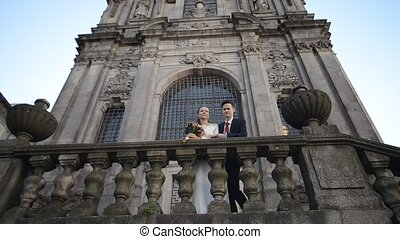 Porto, Portugal the bride and groom - Portugal the bride and...