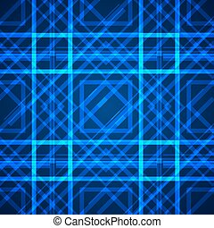 abstract geometric lines - Vector background abstract...