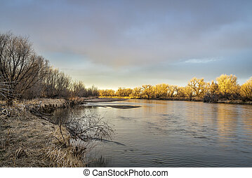 South Platte River in Colorado - South Platte River in...