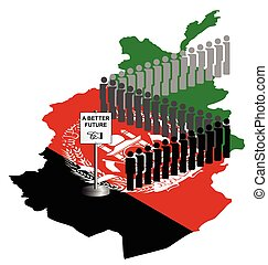 Afghanistan Migration - Representation of Islamic Republic...