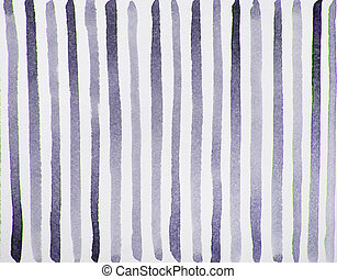 black strips water color - Striped hand drawn watercolor...