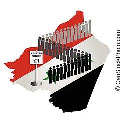 Syrian Migration - Representation of Syrian Arab Republic...