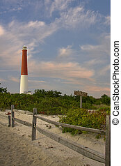 Long Beach Island New Jersey Light house