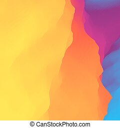 Colorful Abstract Background. Design Template. Modern Pattern.