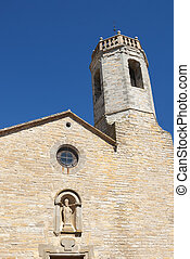 Sant Ramon Catalunya: historic church - Sant Ramon...