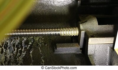 The Ball Screw is a high-efficiency feed screw with the ball...