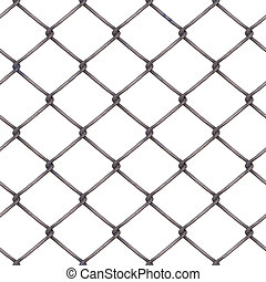 chain link background seamless