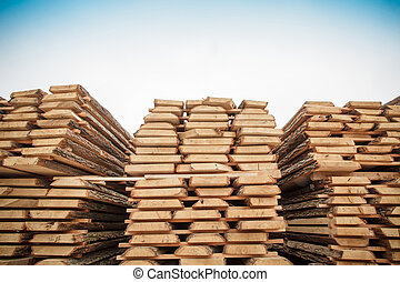 lumber warehouse industry