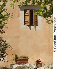 Greek House - Typical / traditional rural Greek house...