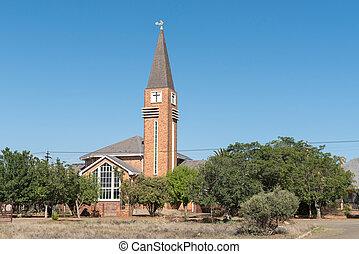 Dutch Reformed Church in Springfontein - The Dutch Reformed...
