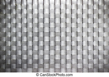 Plastic weave - Pattern and texture of plastic weave...