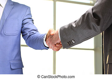 handshake of business