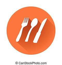 dishware symbol - This is an illustration of a dishware...