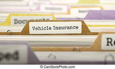 Vehicle Insurance - Folder Name in Directory - Vehicle...