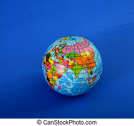 Globus toy ball - Picture of a Globus toy ball