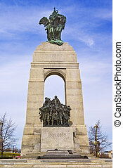 Canadian National War Memorial - The Canadian National War...