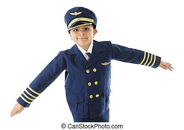 飛機, 玩, 飛行員