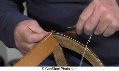 leather goods master craftsman