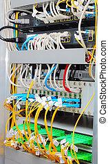 fibra, ótico, datacenter, Mídia, converters,...